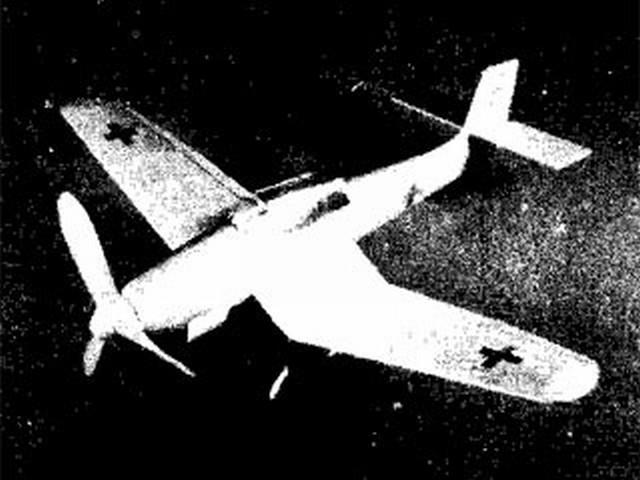 Stuka (oz4351) by Sydney Struhl from HF Model Airplane 1942