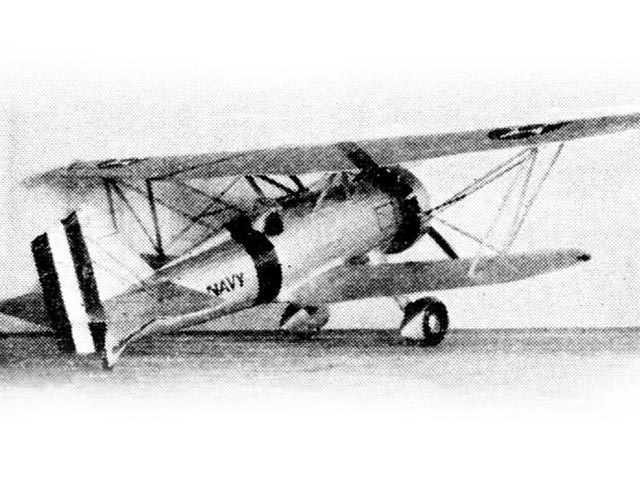Curtiss F11C-4 (oz4355) by Frank T Roberts from Miniature Aircraft Corp