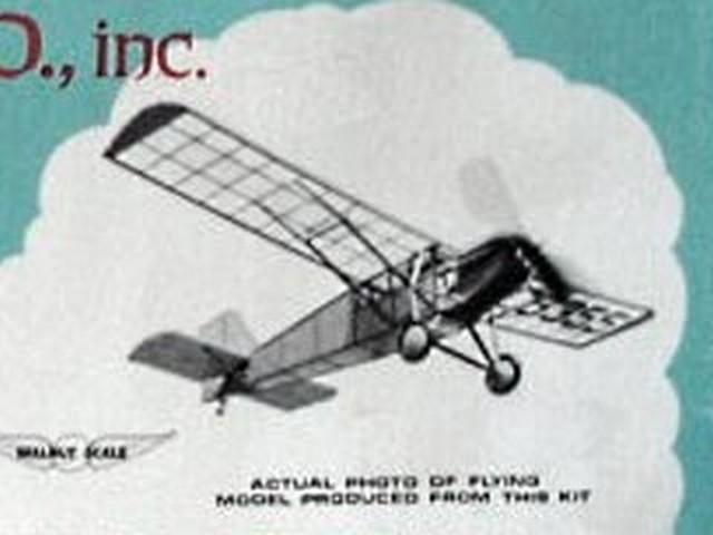 Curtiss Robin (oz4391) by Vito M Garofalo from Tern Aero 1974