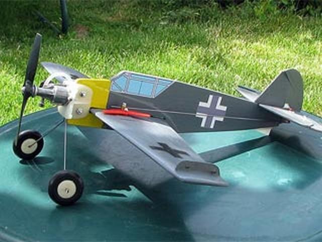 Messerschmitt ME 109E (oz4435) by HalKarlson from HK Designs 2012