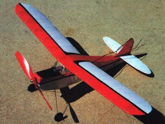 Quark (oz4463) by Peter Miller from Aeromodeller 1995