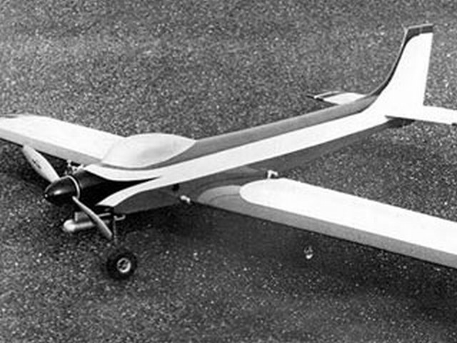 Little One (oz4502) by Dick Sarpolus from Model Builder 1975