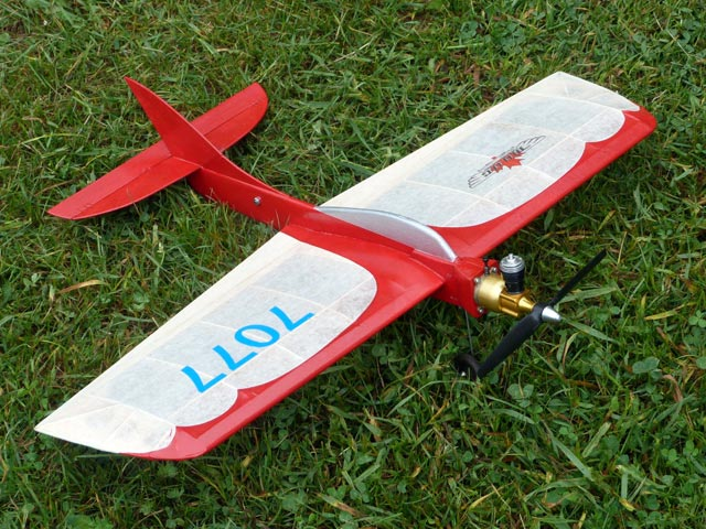 Baby Flite Streak (oz4540) by George Aldrich from Top Flite 1952