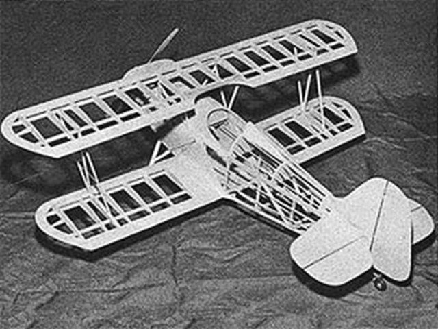 Smith Miniplane (oz4551) by Tom Henebry from American Modeler 1961