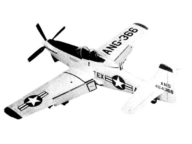 F-51H Mustang (oz4563) by Jim McCroskey from Jetco 1958