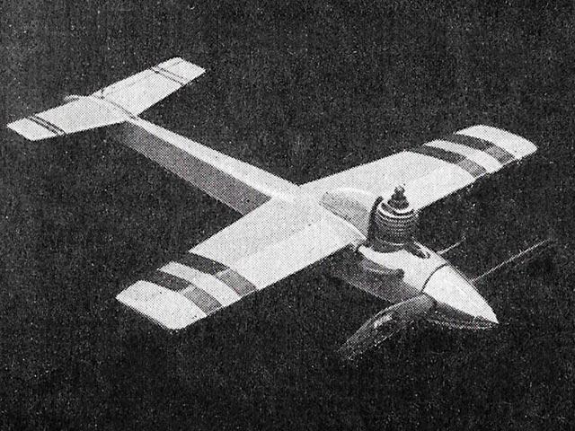 Midge (oz461) by Cyril Shaw from Mercury 1950