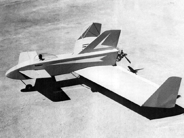 Trident (oz4650) by Randy Wrisley from Model Builder 1976