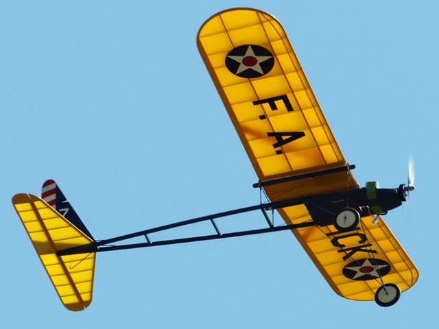 Flying Aces Stick (oz4671) by Bill Effinger, Thracey Petrides from Skystone