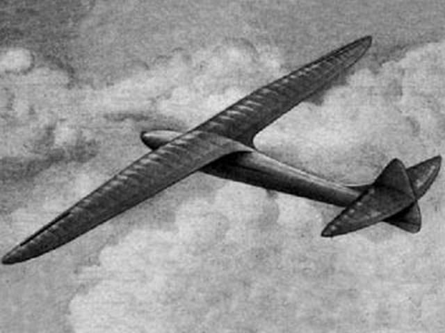 Nimbus (oz4700) by PE Norman from Aeromodeller 1948