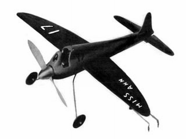 Aero Puppet (oz4712) from Consolidated