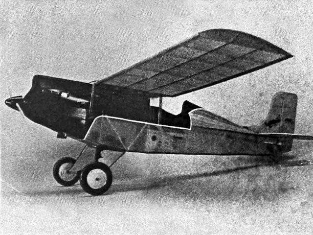 Corben Super Ace (oz4717) from Peerless 1936