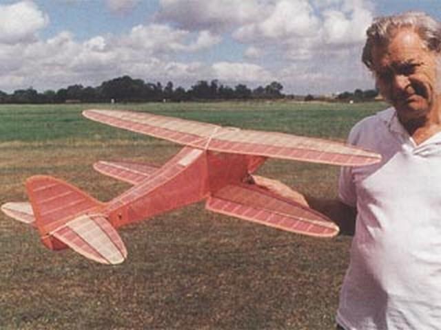 Satin Doll (oz4761) by Dave Platt from Aeromodeller 1997