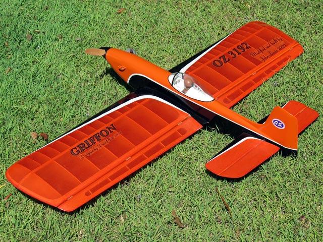 Griffon (oz4769) by Dave Platt from Model Aircraft 1958