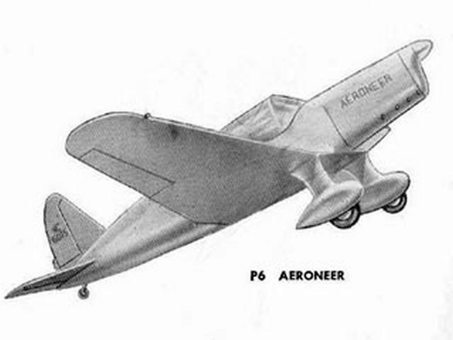 Aeroneer (oz4777) from Comet 1940