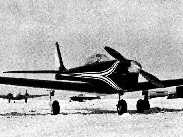 Interceptor (oz4836) by Hal DeBolt from Model Airplane News 1964