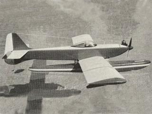 Islander (oz4876) by Ken Willard from RCMplans 1970