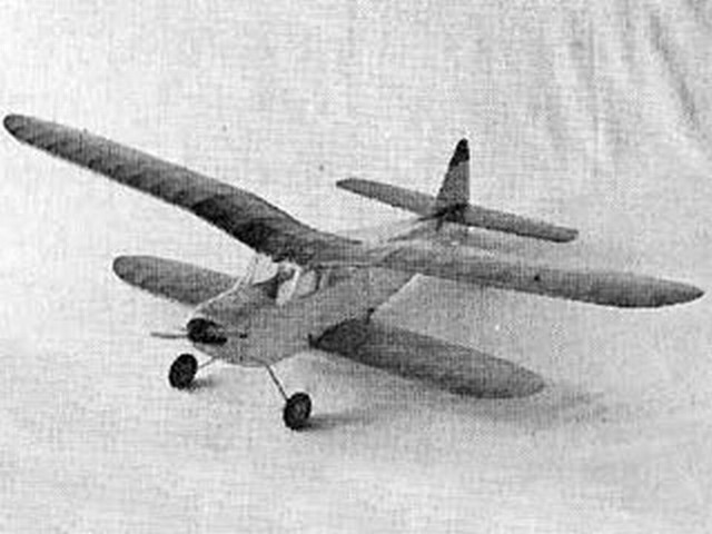 Duranita (oz4898) by Ken Willard from Model Airplane News 1953