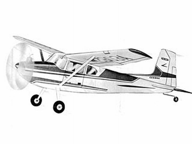 Cessna 180 (oz4984) from Sterling
