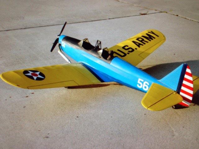 Fairchild PT-19 (oz4985) from Sterling 1965