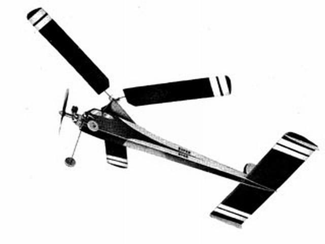 Super-Gyro (oz5071) by Paul Del Gatto from Enterprise 1955
