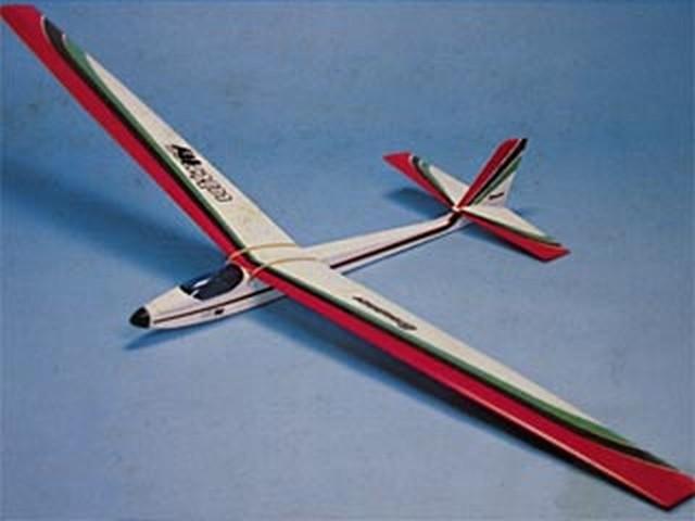 Ultra-Fly (oz5086) from Graupner 1979