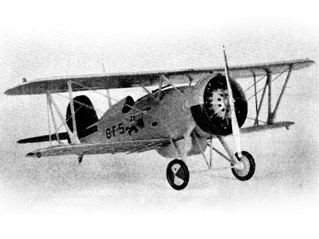 Boeing F4B-4 (oz511) from Tomasco 1935