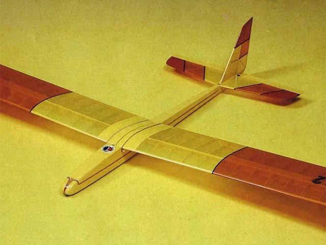 Olympic II (oz5116) by Lee Renaud from Airtronics, RCMplans 1976