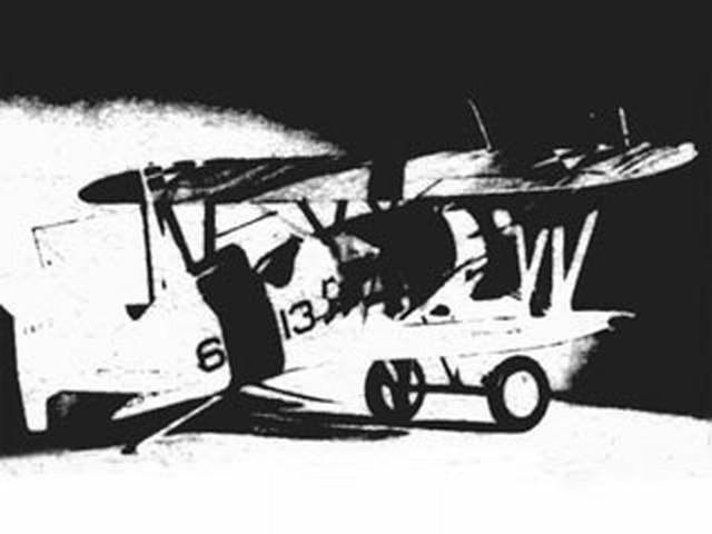 Boeing F4B-4 (oz515) from Peerless 1934