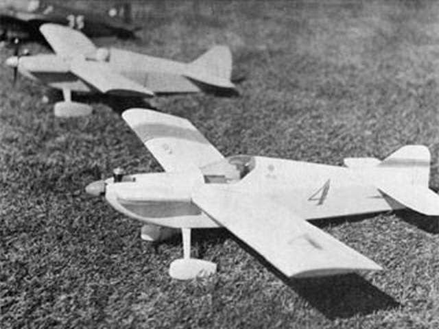 Cassutt and Bonzo (oz5154) by Roman Bukolt from RCMplans 1971