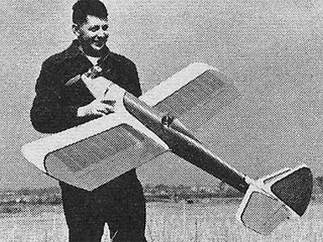 Qualifier II (oz5187) by Jerry Nelson from Model Aircraft World 1963