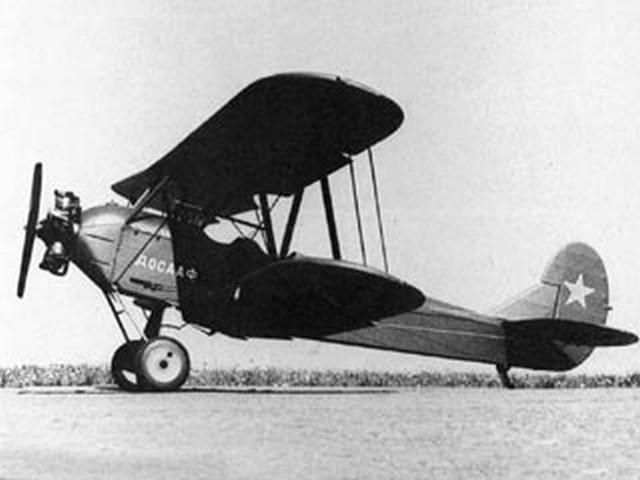 Polikarpov Po-2 (oz5220) by Franz Meier from RCMplans