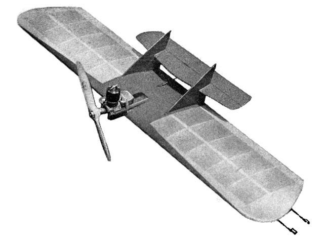 Rogue (oz5236) by Aeromodeller Staff  from Aeromodeller 1958