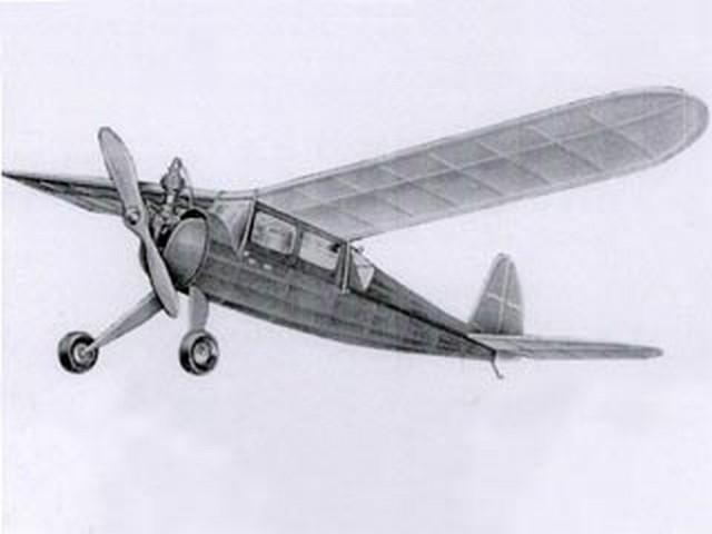 Buccaneer 36 (oz5248) by Bill Effinger from Berkeley 1940