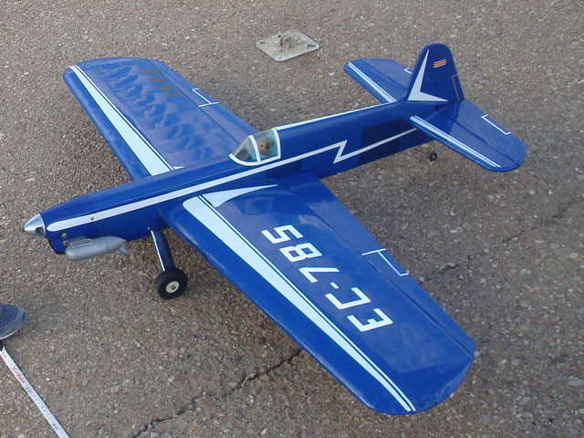 Nobler (oz525) by George Aldrich from Top Flite 1957