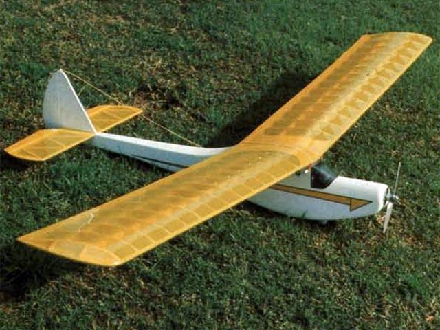 Electraglide 62 (oz5272) by Jim Zarembski from RCMplans 1975