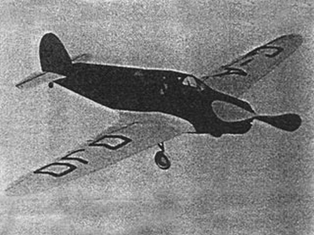 BA Eagle (oz5280) from Megow