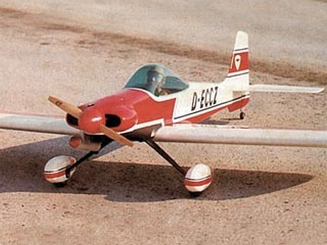 Charly (oz5301) by Wilfried Klinger from Wik Modelle 1984