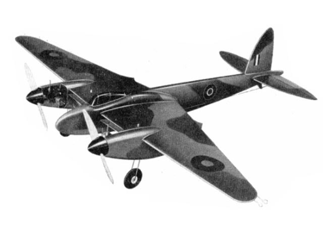 Mosquito (oz5303) by Eric T Walpole from Frog 1961