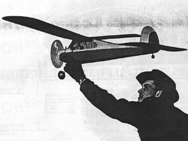 Sportwagon (oz5310) by S Cal Smith from Model Planes Annual 1949