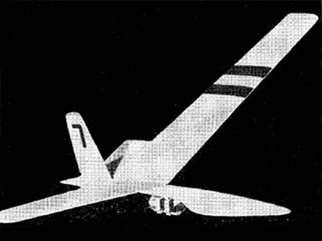 Little Swoosh (oz5313) by Frank Ehling from Model Airplane News 1949