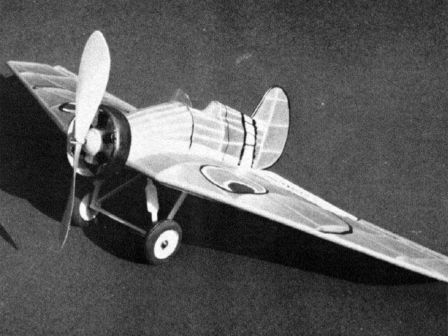 BOK-5 (oz5338) by Walt Mooney from Model Builder 1986