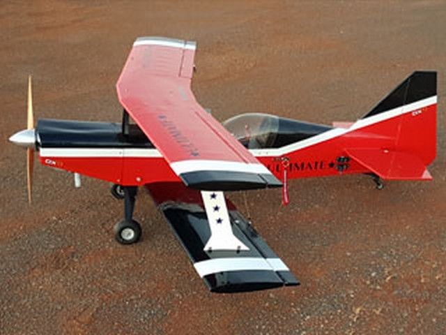 28% Ultimate (oz5384) by Darren Bowman from Bowman R/C Aircraft