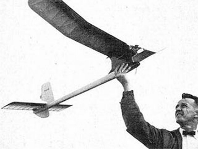 Gawn (oz5385) by Woody Blanchard from Model Airplane News 1960