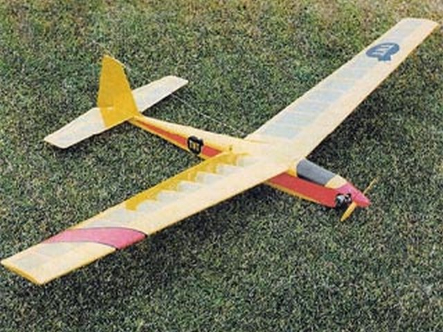 TNT - The No Tow (oz5390) by Bob Wallace from RCMplans 1977