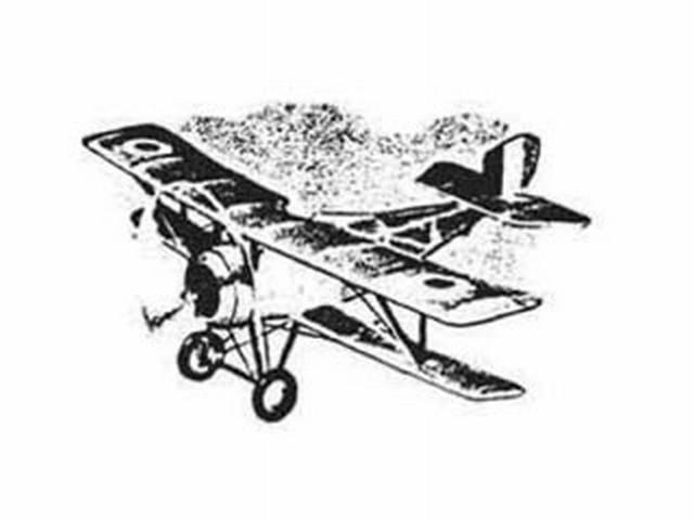 Nieuport 17-C1 (oz5428) from Peerless 1937