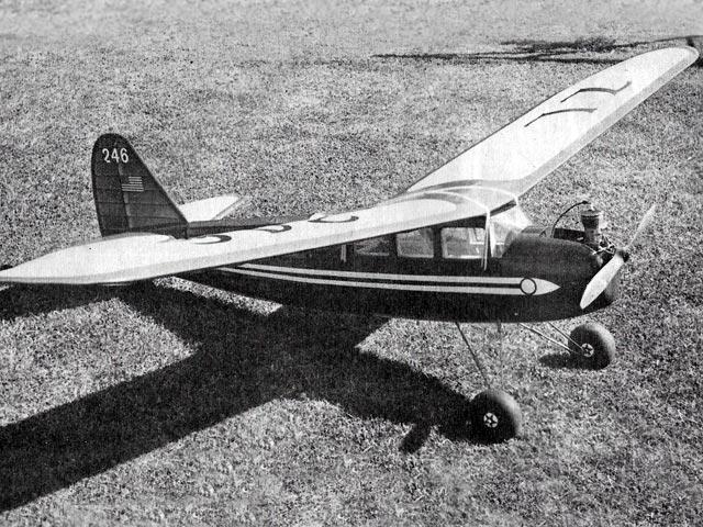 Super Buccaneer (oz5445) by Bill Effinger from Berkeley 1937