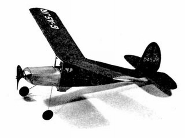 Starduster (oz5470) by Ray Malmstrom from Meccano Magazine 1967