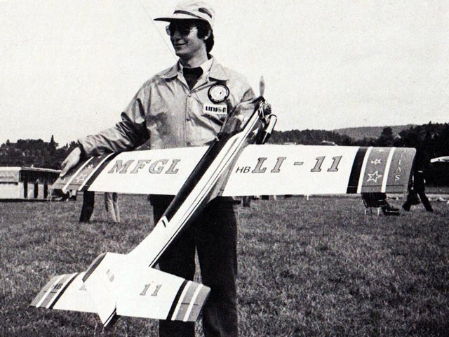 Atlas 60 (oz5517) by Wolfgang Matt from Model Airplane News 1976