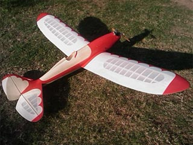 Dragon Fly (oz5531) by CK Williams from Flying Aces 1938