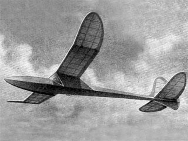 Fugitive MkI (oz5601) by Don Butler from Aeromodeller 1947